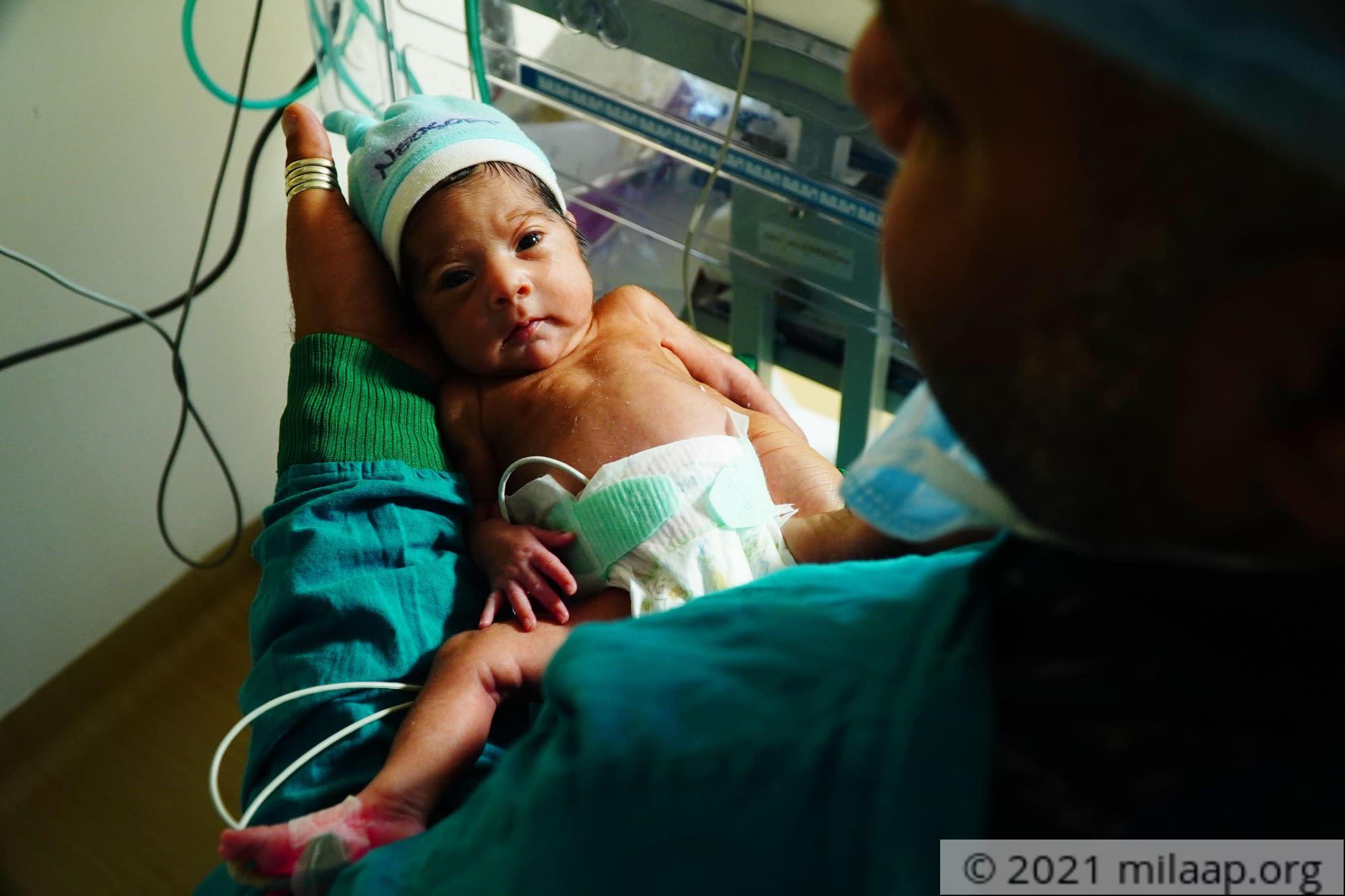 Baby of vanshika 09.02 9 wkmrni 1581388958