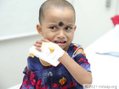 Cancer Has Left This 4-Year-Old Crying Breathlessly, She Needs Help To Survive