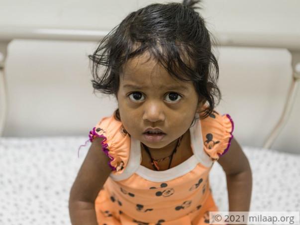 Help Harshini fight a severe liver disease