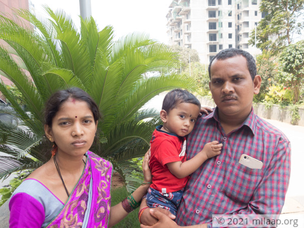 People Do Not Help Us Save Our Son Because He Does Not Look Sick