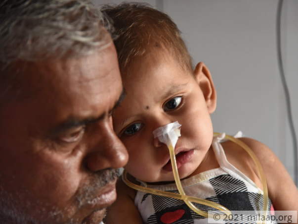 This 18-month-old's Liver Is Failing And Only You Can Save His Life