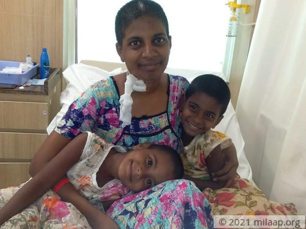 Daily-wager Who Cannot Afford A Meal Fights to Save Wife From Cancer