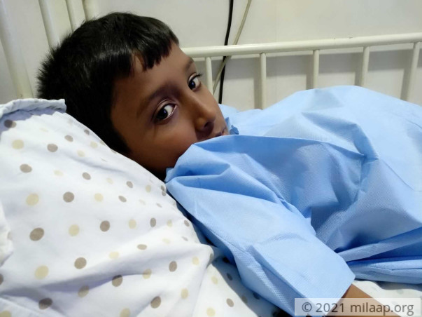 9-year-old Boy Keeps Vomiting Blood Because Of A Rare Liver Disorder