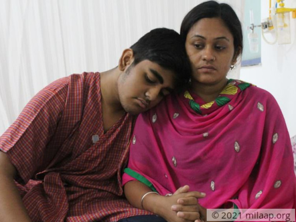 Despite Working Multiple Jobs, This Single Mother Fights To Save Son