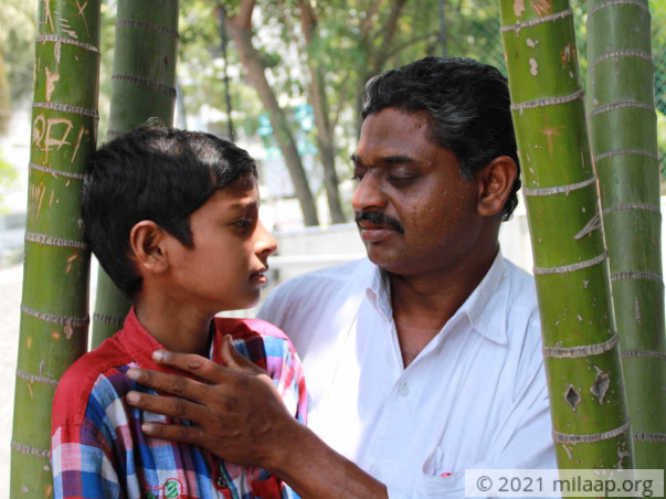 13-year-old Who Knows His Itching Could Kill Him Asks For Your Help