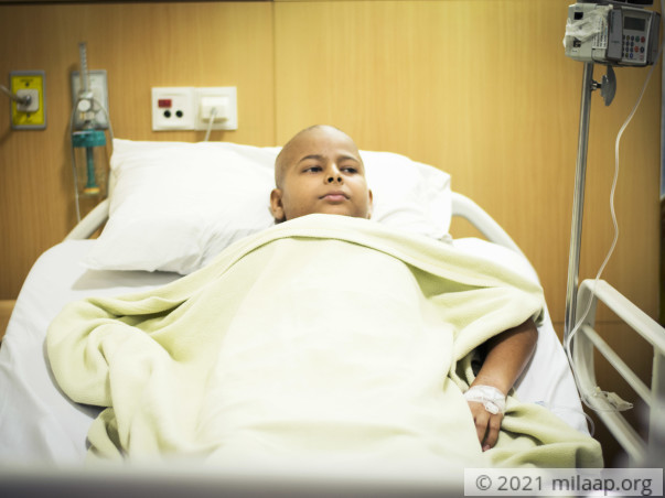 13-Year-Old's Cancer Will Rapidly Spread Without Timely Treatment