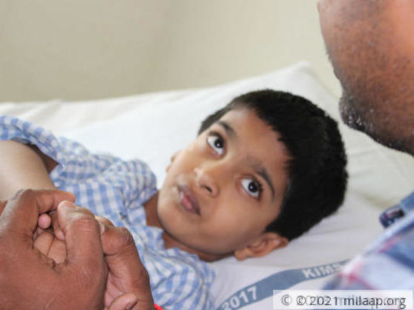 6-year-old has only 10 days left to get a heart surgery