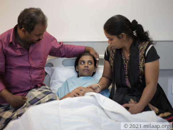 Without An Urgent Surgery, This Girl's Weak Heart Will Stop Beating