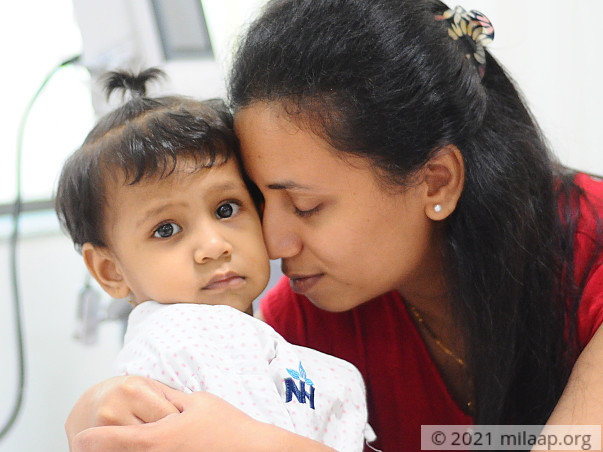 Now Jobless, Former Navy Employee Can't Afford Baby Girl's Transplant