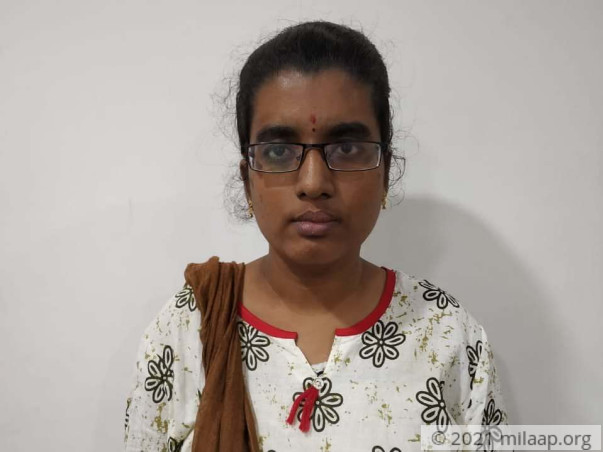 Help 24-year-old Surekha fight a severe liver disease