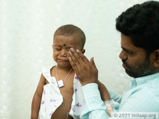 Farmers Who Lost Crop Are Struggling To Save Son From Liver Disease
