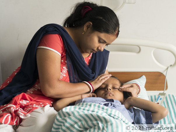 All He Wants Is To Celebrate Durga Puja But Cancer Stands In the Way
