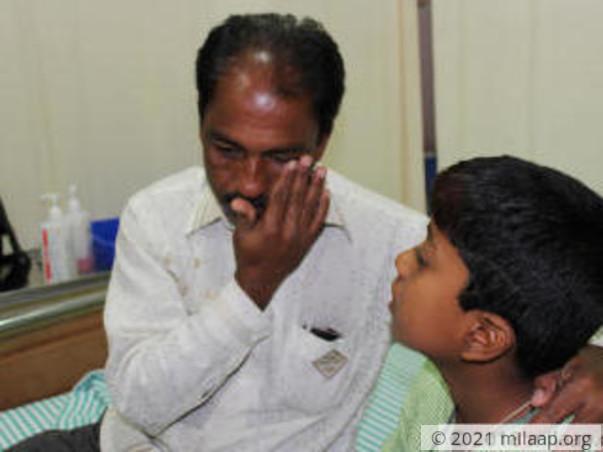 Tea Seller's 9-Year-Old Fighting Rare Blood Disease Needs Help