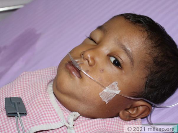 Sudipta Marjit needs your help to undergo his treatment
