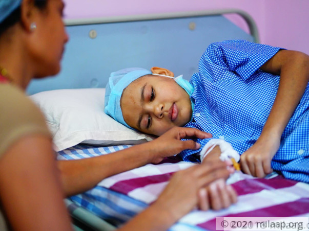 This School Topper Needs Your Help To Fight Cancer And Survive