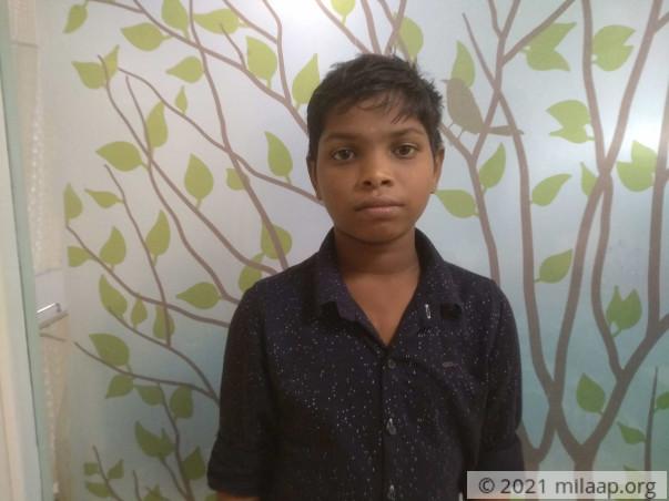 Help Magesh to fight Cardiac problem