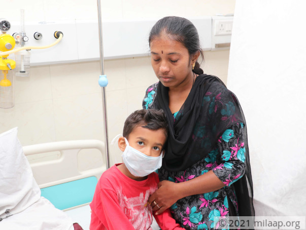 This Young Boy Needs Urgent Help To Fight Blood Cancer