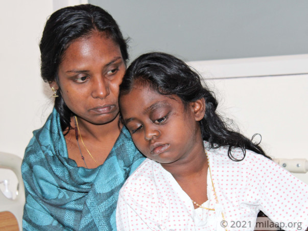 Athulya needs your help to undergo her treatment