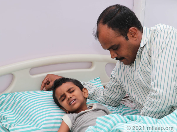 This 4-Year-Old's Fight With Cancer Can End With Timely Treatment