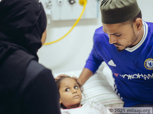 Ariba Sheikh needs your help for her treatment