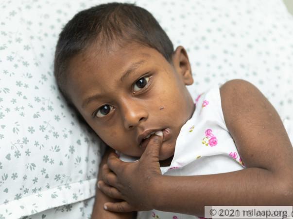 N Rama Krishna needs your help to undergo Liver transplant