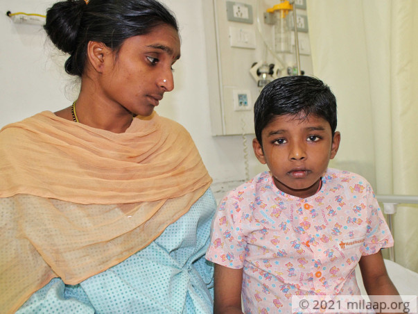 This 7-Year-Old Has Only Few Hours Left To Get A Liver Transplant