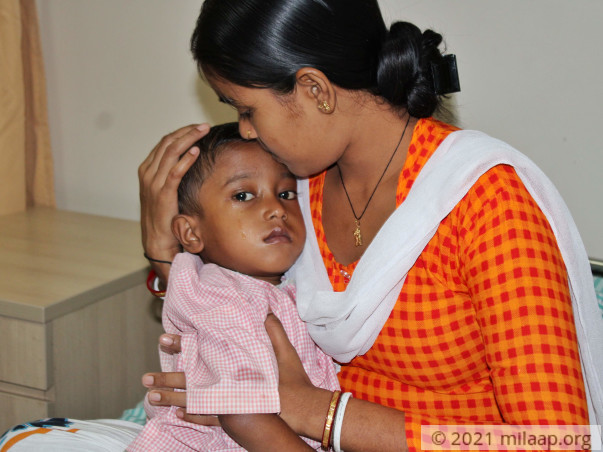 Rapidly Growing Chest Tumor Is Making 3-Year-Old Completely Breathless