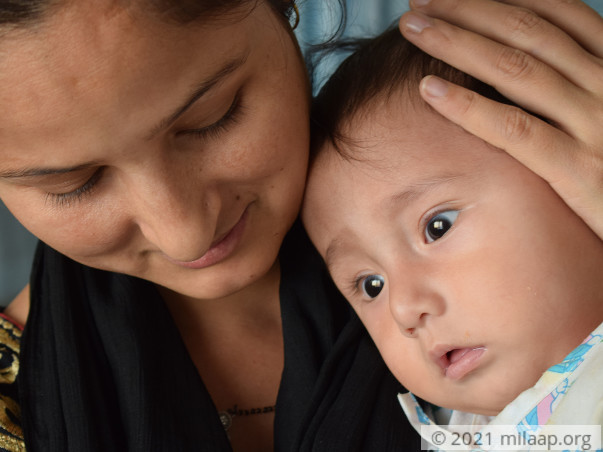 Aahan Shahi needs your help to undergo his treatment
