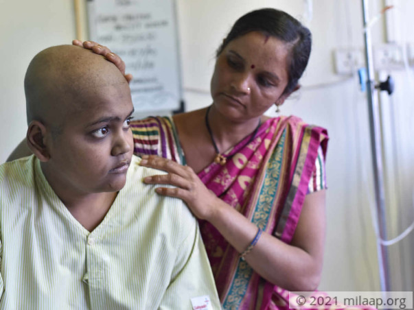15-Year-Old Has One Last Hurdle To Cross Before He Can Beat Cancer