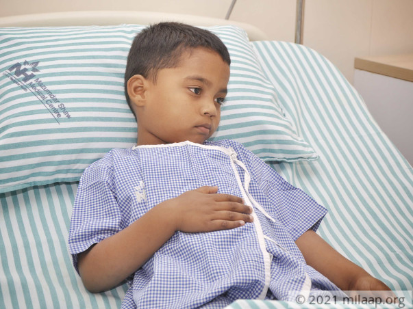 4-Year-Old Needs Your Help To Fight Deadly Blood Disease
