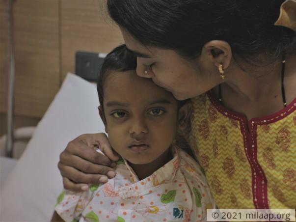 Aarav needs your help to fight disease