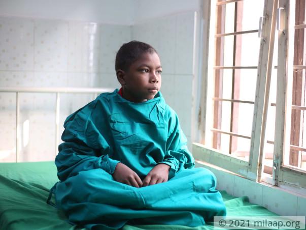 Omm prakash Nayak needs your help to fight disease