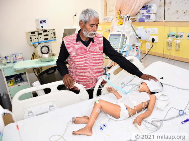 Many Hospitals Refused Treatment For This Girl Who Needs Help