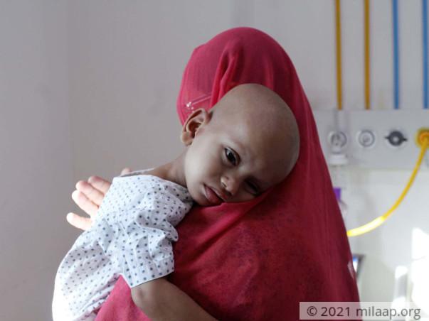 Fariha Qureshi needs your help to undergo her treatment