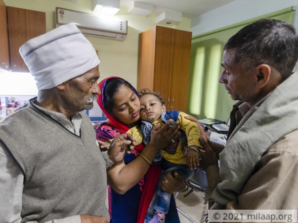 Aarav Pal needs your help