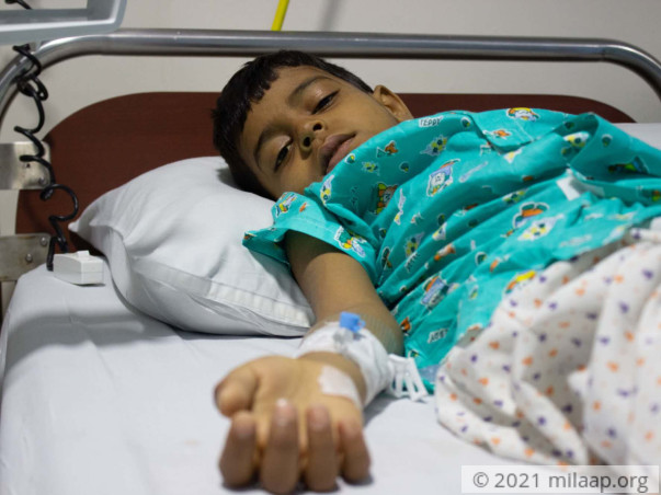 Without Urgent Treatment, This 6-Year-Old's Liver Will Be 100% Damaged