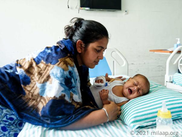 Help Baby Jayet Fight Hepatoblastoma