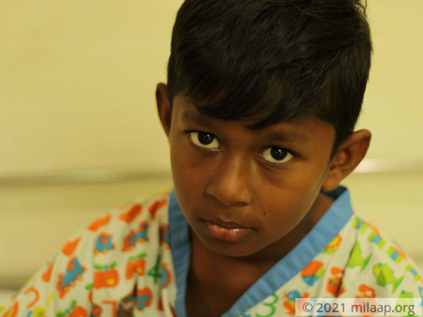 Boy Worries He Will Lose His Mother If She Donates Her Kidney To Him