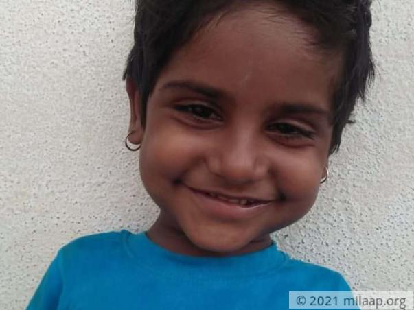 Kumari Deeksha needs your help to undergo her treatment