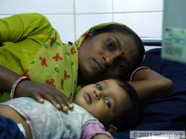 Dhiraj Makwana needs your help to undergo his treatment