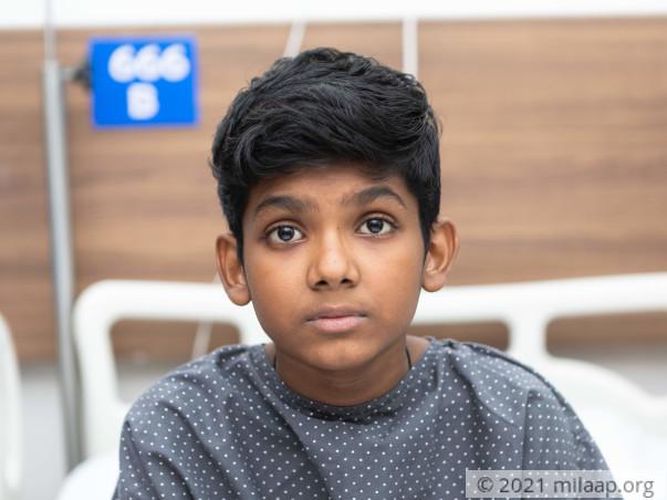 Help Mustak Ali Fight Decompensated Wilson Disease