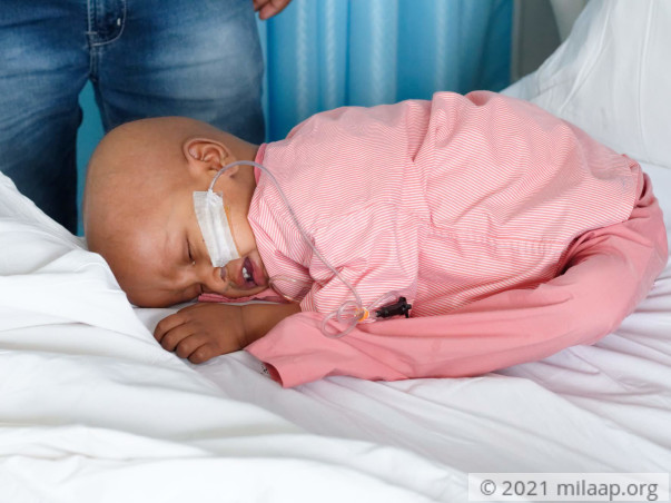 Rapidly Spreading Tumour In Boy's Brain Will Kill Him Without Help