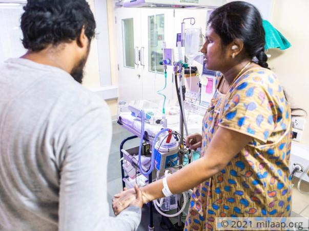 Help Babies of Sirisha Recover