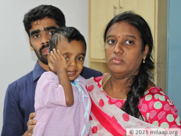 Help Gautam Fight Liver Failure