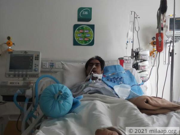 Help Ram Jaypal Prasad Fight Multiple Organ Failure