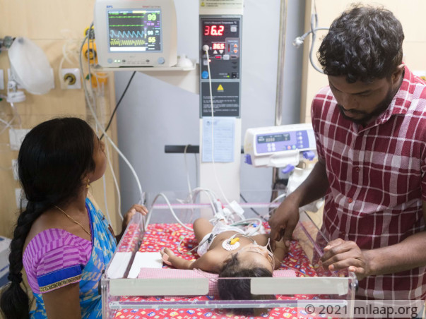This Baby Girl Has Infections In Every Organ And Needs Help To Live