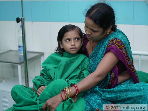 Help Radha Recover From Chronic Myeloid Leukemia