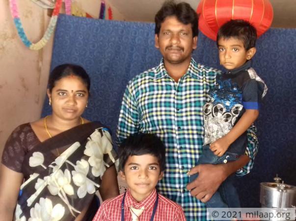 Help Hari Recover From T- Acute Lymphoblastic Leukaemia