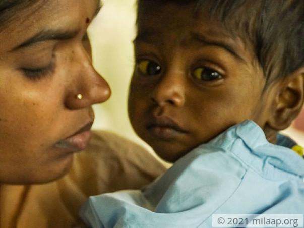 Help Guru Saran Recover From Decompensated Liver Cirrhosis