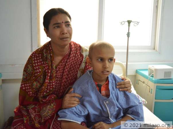 She Dropped Out Of School So Her Brother Could Get More Chemotherapy